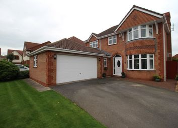Thumbnail 4 bed detached house for sale in Millcombe Way, Walton-Le-Dale, Preston