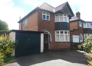Thumbnail 3 bed semi-detached house to rent in Allman Road, Erdington, Birmingham