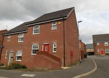 Thumbnail 3 bed semi-detached house for sale in Parkland View, Huthwaite, Sutton-In-Ashfield