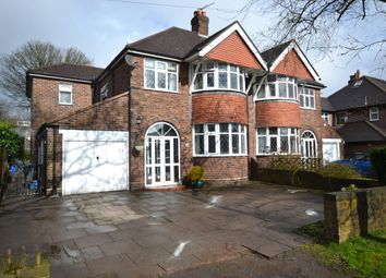 Thumbnail 4 bed semi-detached house for sale in The Plaisaunce, Newcastle-Under-Lyme