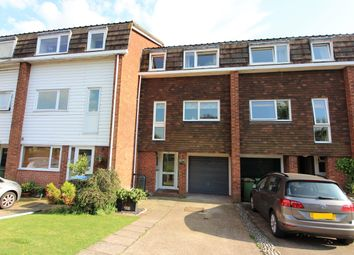 4 bed terraced house for sale in Winchilsea Crescent, East Molesey Borders KT8