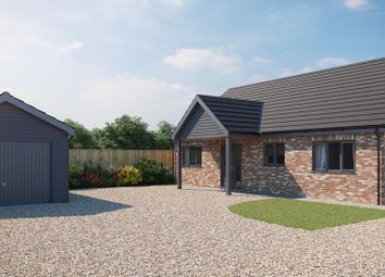 Thumbnail 3 bed detached bungalow for sale in Green Lane, South Wootton, King's Lynn