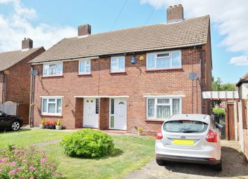 Thumbnail 3 bed semi-detached house for sale in Stirling Drive, Chelsfield, Orpington