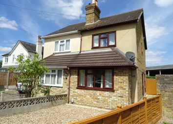 2 bed semi-detached house for sale in Grange Road, New Haw KT15