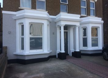 Thumbnail 2 bed flat to rent in 7 St Peters Road, Broadstairs