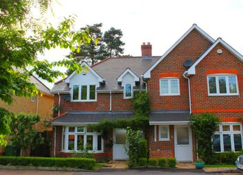 Thumbnail 3 bed semi-detached house to rent in Badgers Copse, Camberley