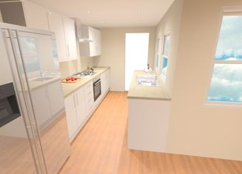 Thumbnail 4 bed flat to rent in Gwendoline Street, Toxteth, Liverpool