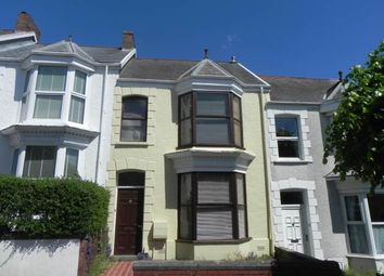 Thumbnail 2 bedroom property to rent in Pantygwydr Road, Uplands, Swansea
