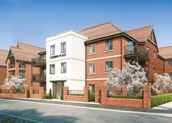 Thumbnail 2 bed flat for sale in Granham Close, Marlborough
