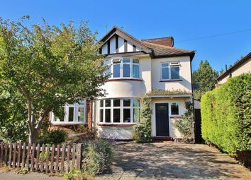 Thumbnail 4 bed semi-detached house for sale in Northcote Avenue, Berrylands, Surbiton, Surrey