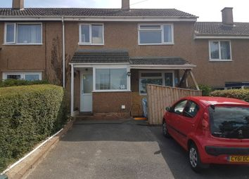 Thumbnail 3 bed terraced house for sale in Raleigh Road, Newton Abbot