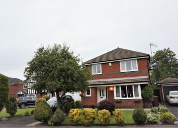 Thumbnail 3 bed detached house for sale in Old Gates Drive, Blackburn