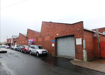 Thumbnail Warehouse for sale in Units 3 & 4, Opal Works, Sofa Street, Bolton