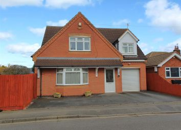 Thumbnail 3 bed detached house for sale in Avenue Road, Queniborough, Leicester