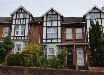 Thumbnail 4 bed town house for sale in Vivian Road, Sketty, Swansea