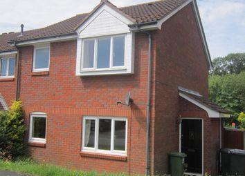 Thumbnail 1 bed property to rent in Devonshire Gardens, Bursledon, Southampton