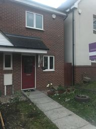 Thumbnail 2 bed semi-detached house to rent in Maritime Gate, Northfleet, Gravesend