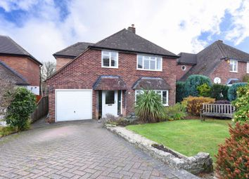 Thumbnail 4 bed detached house to rent in Old Rectory Gardens, Farnborough