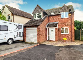 Thumbnail 4 bed detached house for sale in Goss Wood Corner, Gloucester
