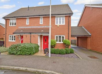 2 bed semi-detached house for sale in Odo Rise, Gillingham, Kent ME7