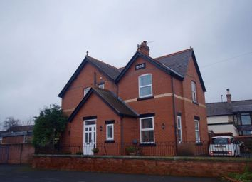 Thumbnail 4 bed detached house for sale in Bangor Road, Johnstown, Wrexham