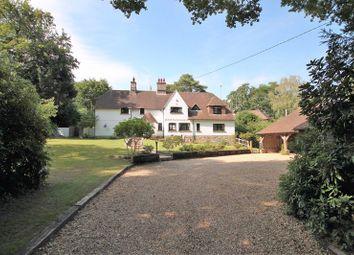 Threals Lane, West Chiltington, Pulborough RH20. 5 bed detached house
