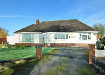 Thumbnail 3 bed detached bungalow for sale in Oaklands, Wavering Lane East, Gillingham, Dorset