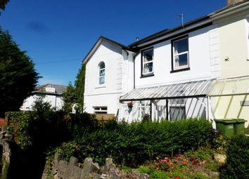 Thumbnail 4 bedroom property to rent in Windsor Road, Torquay