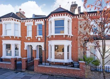 Thumbnail 3 bed terraced house for sale in Chatto Road, London