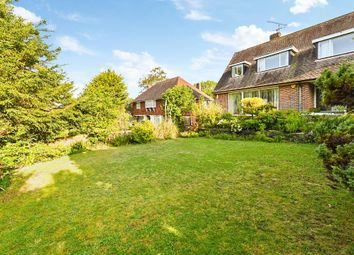 Thumbnail 3 bed detached house for sale in Surrenden Crescent, Brighton, East Sussex