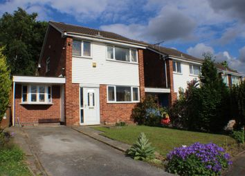 Thumbnail 3 bed link-detached house for sale in Meriac Close, Nottingham