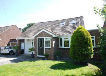 Thumbnail 4 bed detached bungalow for sale in Newgatestreet Road, Goffs Oak, Waltham Cross