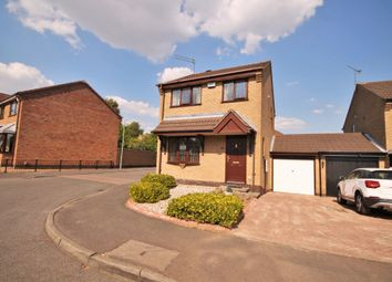 Thumbnail 3 bed link-detached house for sale in The Priors, Bedworth