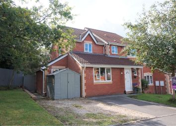 Thumbnail 4 bed semi-detached house for sale in Tircoed Fforest Village, Penllergaer
