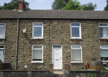 Thumbnail 2 bed terraced house to rent in Tonna Road, Maesteg, Bridgend.