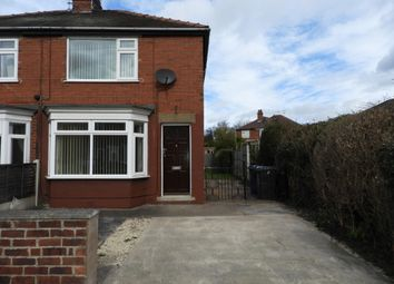 Thumbnail 2 bed semi-detached house to rent in Newton Drive, Doncaster