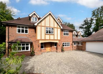 Thumbnail 6 bedroom detached house for sale in Whichert Close, Knotty Green, Beaconsfield, Buckinghamshire