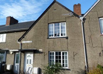Thumbnail 2 bedroom cottage for sale in 4, Park Terrace, Llanidloes Road, Newtown, Powys