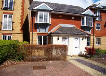 Thumbnail 2 bed terraced house to rent in Seager Drive, Windsor Quay, Cardiff Bay