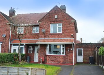 Thumbnail 2 bed semi-detached house for sale in Elm Drive, Crewe