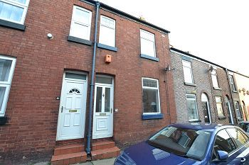 Thumbnail 2 bed terraced house for sale in Paradise Street, Macclesfield