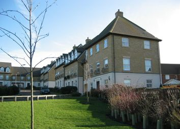 Thumbnail 2 bed flat to rent in Sandmartin Crescent, Stanway, Colchester