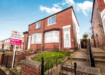 Thumbnail 2 bed semi-detached house for sale in Houstead Road, Sheffield