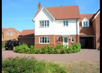 Thumbnail 4 bedroom link-detached house to rent in Merryweather Road, Swaffham