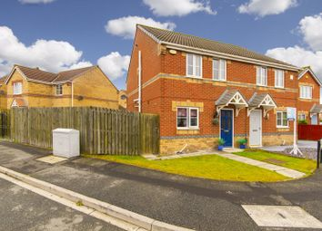 Thumbnail 3 bed semi-detached house for sale in Holyhead Court, Eston, Middlesbrough