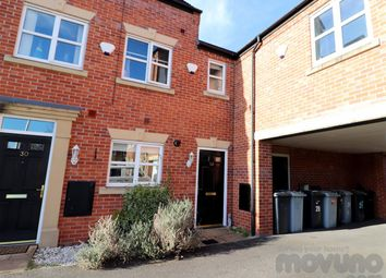 Thumbnail 2 bed town house for sale in Ursuline Way, Crewe