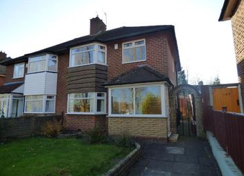 Thumbnail Property for sale in Trittiford Road, Billesley, Birmingham, West Midlands