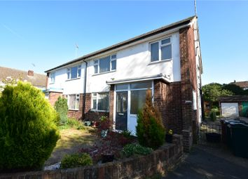 Thumbnail 2 bedroom maisonette for sale in Mitchell Close, Wilmington, Kent