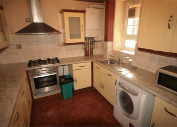 Thumbnail 3 bed flat to rent in Cowley Road, London