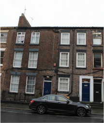 Thumbnail 8 bed terraced house to rent in Duke Street, Liverpool